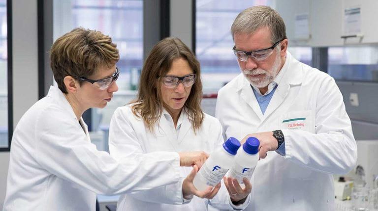 Broadmeadows scientists